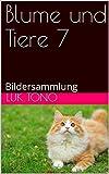 Blume und Tiere 7: Bildersammlung (German Edition)