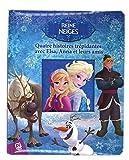 La Reine des Neiges : Quatre histoires trépidantes avec Elsa, Anna et leurs amis