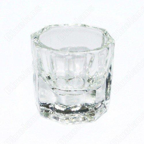 Dappenglas / Dappen Dish - Acryl Technik Mischgefäß für Nail Art
