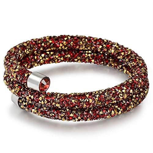 Daawqee Mujer Pulsera/Brazalete, Trendy Strand Bracelet For...