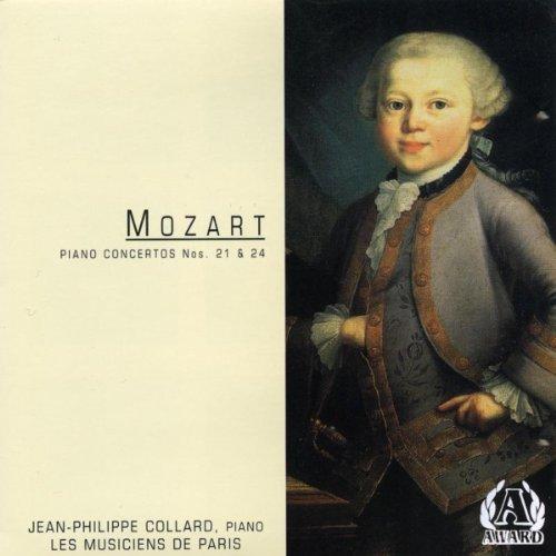 Mozart - Piano Concertos No. 21 & 24
