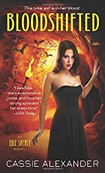 Bloodshifted (Edie Spence) by Cassie Alexander (2014-07-01)