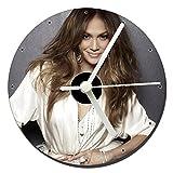 MasTazas Jennifer Lopez Orologio CD Clock 12cm