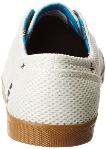 396 Etnies DAPPER Low-Top Vulcanized WHITE GUM White/Gum