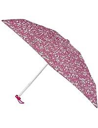 totes Mini Round Umbrella in Bunny Case