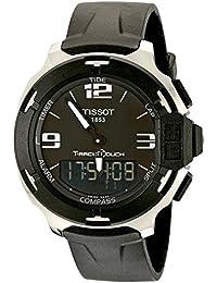 Tissot Herren-Armbanduhr Analog - Digital Quarz Kautschuk T081.420.17.057.01