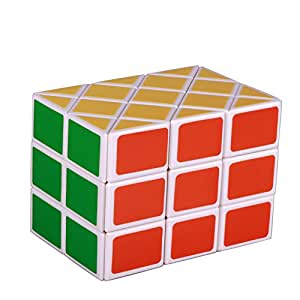 "Freefisher Rubik's Cube Magique ""Le Box Rectangle"" Casse-tete Jeu"