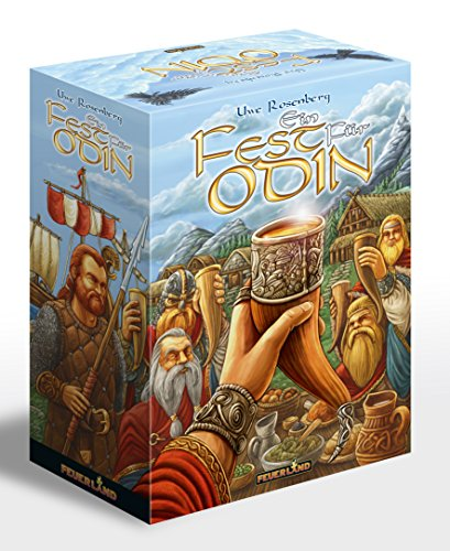 Preisvergleich Produktbild Feuerland Spiele 08 - Ein Fest für Odin