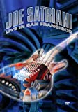 : Joe Satriani - Live In San Francisco (2 DVDs) (DVD)