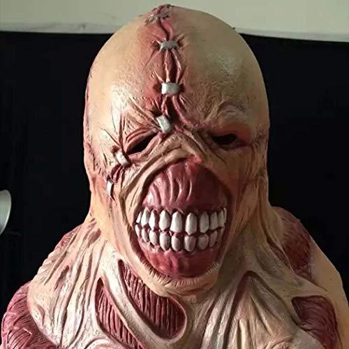 t Voll Ansässigen Bösen Monster Maske Zombie-Kostüm-Party,Picturecolor,Allsize ()