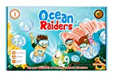 Best Games For 5 Year Olds - Educational Math Board Game Ocean Raiders Enjoy Review