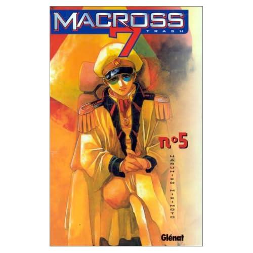 Macross 7 Trash, tome 5