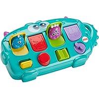 Mattel Fisher-Price DYM89 Fröhliche Monsterüberraschung Spielzeug preisvergleich bei kleinkindspielzeugpreise.eu