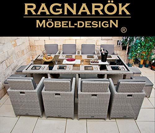 Ragnarök-Möbeldesign 8+4 HRMX-S-G
