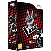 La Voz 2 + 2 Micrófonos