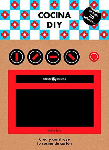 Cocina DIY Crea y construye tu cocina de cartón por Kadre Spitz