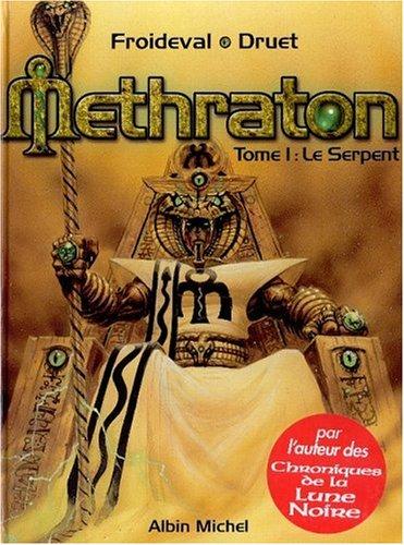 Methraton, tome 1 par Froideval, Fabrice Druet, Druet