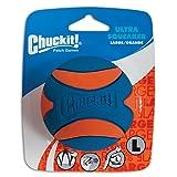 Chuckit! 52069 Ultra Squeaker ball Large, 1 Hundeball kompatibel mit ballwerfer, L