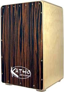 Katho KT11 Cajon avec timbre de caisse claire Naturel