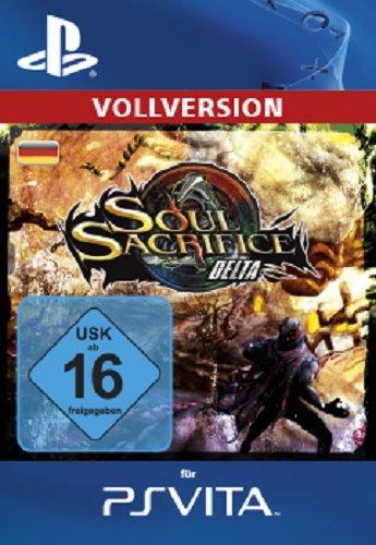 Soul Sacrifice Delta [Vollversion][PS Vita PSN Code für deutsches Konto]