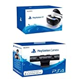 Sony PlayStation VR + New Sony PlayStation 4 Camera (PS4/PSVR)
