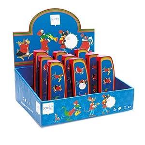 Scratch- Juguetes electrónicosInstrumentos Musicales para niñosSCRATCHScratch Music: Harmonica Fanfare 12.5x4x2.5cm, in Display, 3