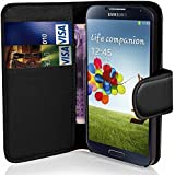 C63® Samsung Galaxy A3 2015 Model - Premium Leather Book Wallet Case Cover Pouch