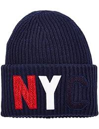 ea19a43e Amazon.co.uk: Tommy Hilfiger - Skullies & Beanies / Hats & Caps ...