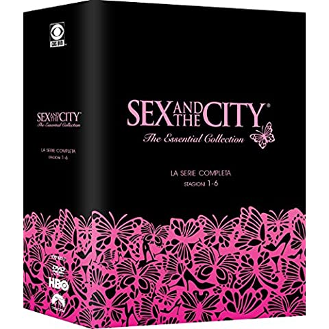 Sex And The City - Stagione 01-06
