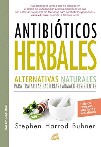 Antibióticos Herbales (Salud natural)