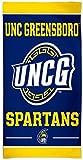 Wincraft University of North Carolina Greensboro Uncg Spartani telo da spiaggia con Premium Spectra Graphics 76,2x 152,4cm