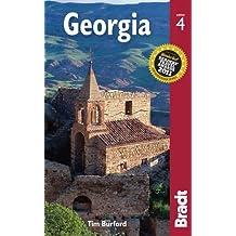 Georgia, 4th (Bradt Travel Guide. Georgia) by Tim Burford (2011-10-18)