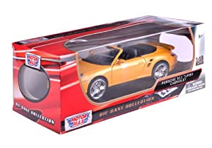 Richmond Toys - Modelo a escala (Motormax 73183)