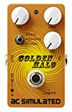 Caline CP-35, Golden Halo Acoustic Guitar Simulator Effect Pedal