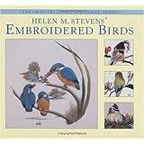 Helen M. Stevens' Embroidered Birds (Masterclass Embroidery)