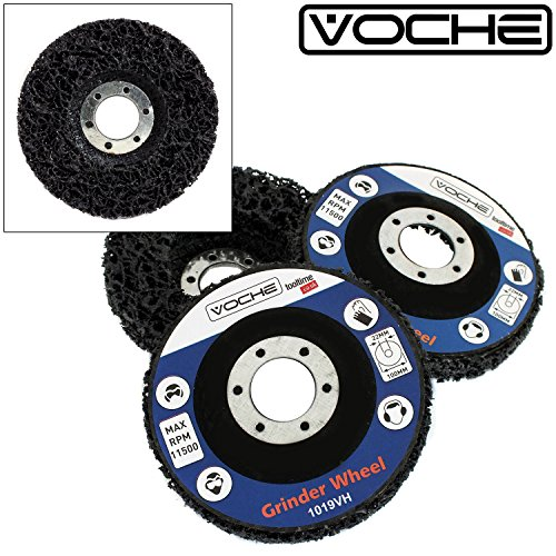 pack-of-3-vocher-polycarbide-abrasive-paint-rust-remover-disc-wheels-for-115mm-4-1-2-angle-grinders