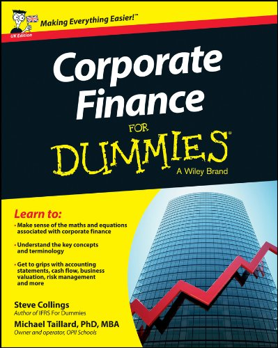 Corporate Finance For Dummies: UK Edition