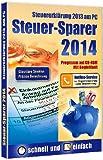 Steuer-Sparer 2014 (f�r Steuererkl�rung 2013) Bild