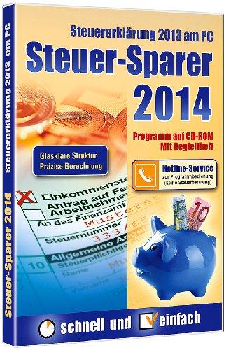 Steuer-Sparer 2014 (für Steuererklärung 2013)