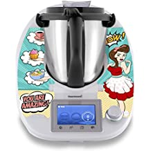 "Thermomix Adhesivo stickerdream - ""Magic Hands"" , fabricate en Alemania (TM5) …"