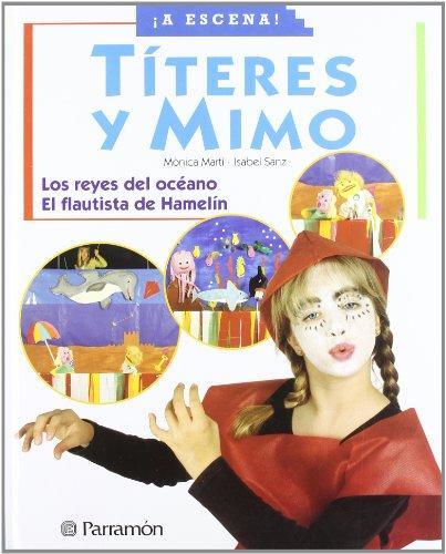 TITERES Y MIMO (A escena) por Mònica Martí