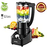 AICOOK Blender Multi-Functional 700W Smoothie Maker and Mixer for Juicers Fruit Vegetable Automatic