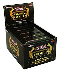 Yu-Gi-Oh! Premium Gold Display deutsch (5 x Premium Gold)