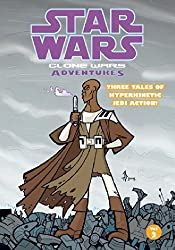 Clone Wars Adventures, Vol. 2 (Star Wars) by Blackman, Haden, Hartley, Welles (2010) Paperback