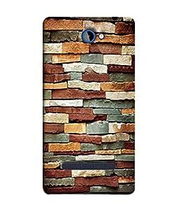 PrintVisa Designer Back Case Cover for HTC Windows Phone 8S :: HTC 8S (Love Lovely Attitude Men Man Manly)