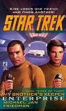 Tos #87 Enterprise: My Brother's Keeper Book Three: Star Trek The Original Series (Star Trek: The Original Series)