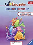 Leserabe - Monstergeschichten: Band 12, Lesestufe 1