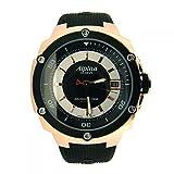 Alpina pour homme Al525lbs3ae4Adventuer Extreme Affichage analogique Swiss automatique Black Watch
