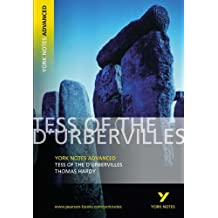 Tess of the d'Urbervilles: York Notes Advanced by Thomas Hardy (2005-06-09)