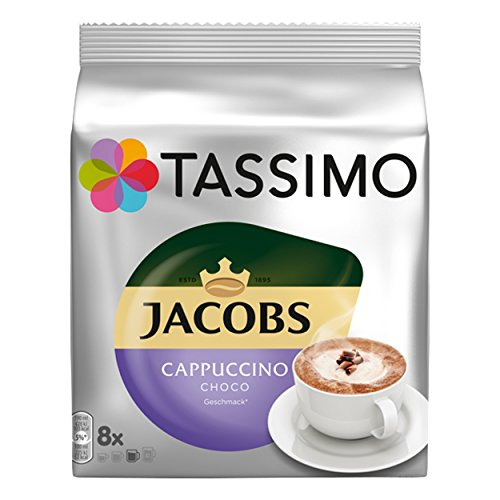 Tassimo Jacobs mit Choco-Cappuccino